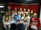 Siegerehrung Clubmeister Jugend